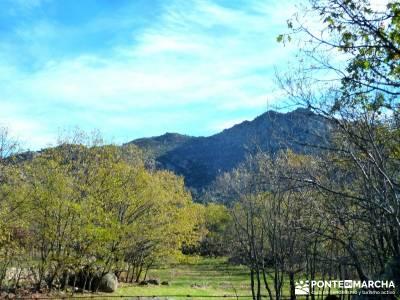 Las Machotas - Senderismo entresemana - Pico de El Fraile y los Tres Ermitaños; conocer gente